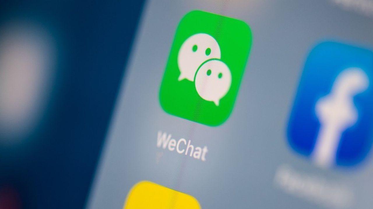 WeChat ne devait plus être accessible au téléchargement aux Etats-Unis à partir de ce dimanche.