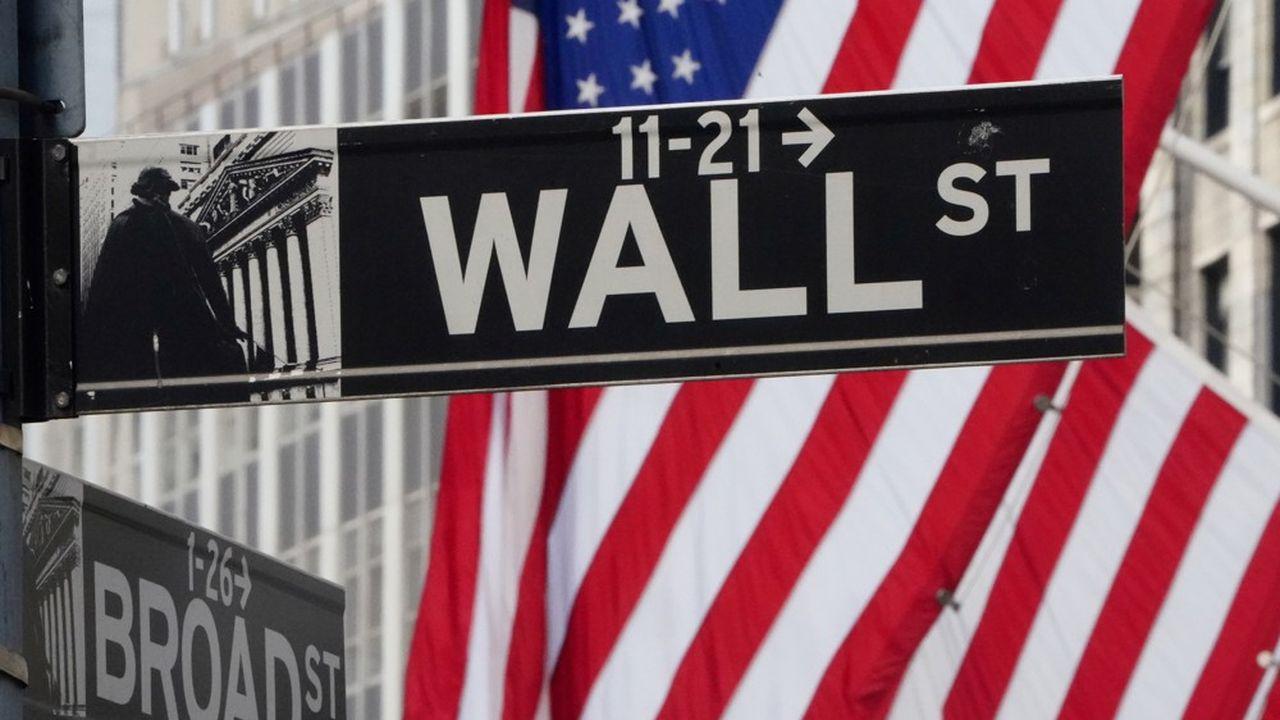Depuis quelques semaines, la hiérarchie des valeurs les plus performantes s'est complètement renversée à Wall Street.