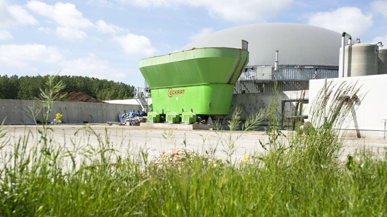 Le ministère de la Transition écologique souligne que la filière du biométhane s'est déjà bien développée et qu'elle a bénéficié d'une «baisse des coûts de production».