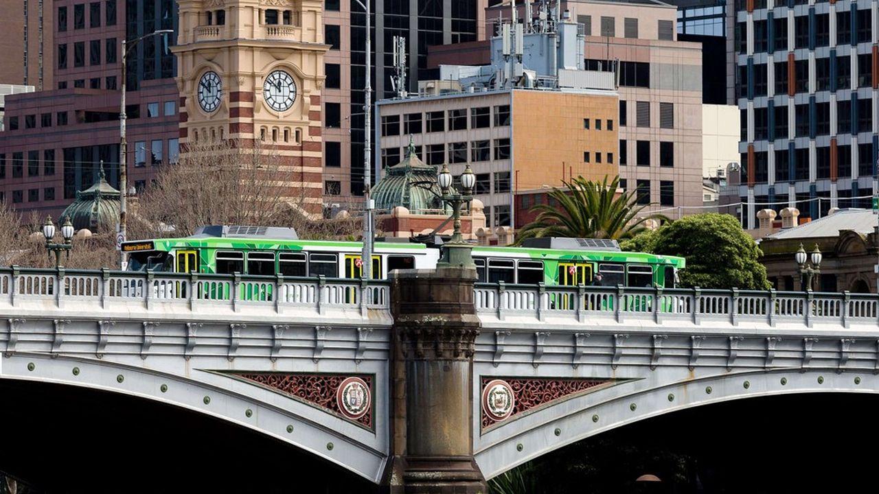L'Australie fait partie des quatrepremiers marchés internationaux de Keolis, sur les 14pays où il exploite des transports publics.