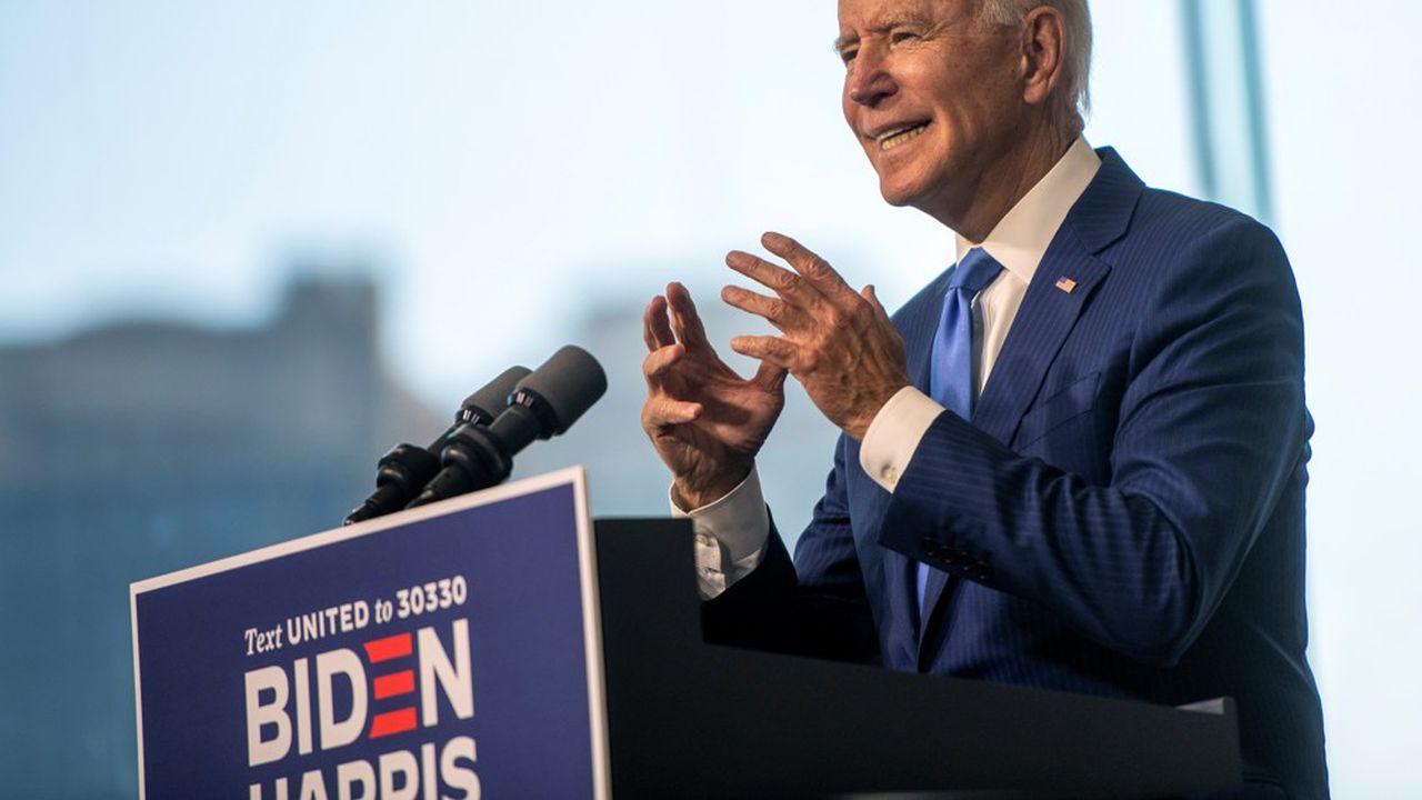 «Respectez vos obligations constitutionnelles, suivez votre conscience», a déclaré Joe Biden à l'adresse du camp républicain.