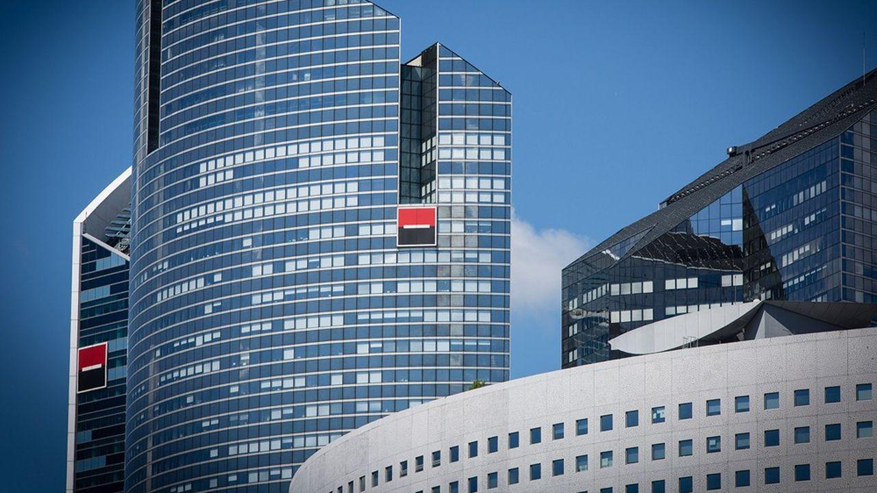 La Société Générale envisagerait de lancer le processus de vente de sa filiale de gestion d'ici la fin de l'année, a appris Les Echos, confirmant une information de Reuters.