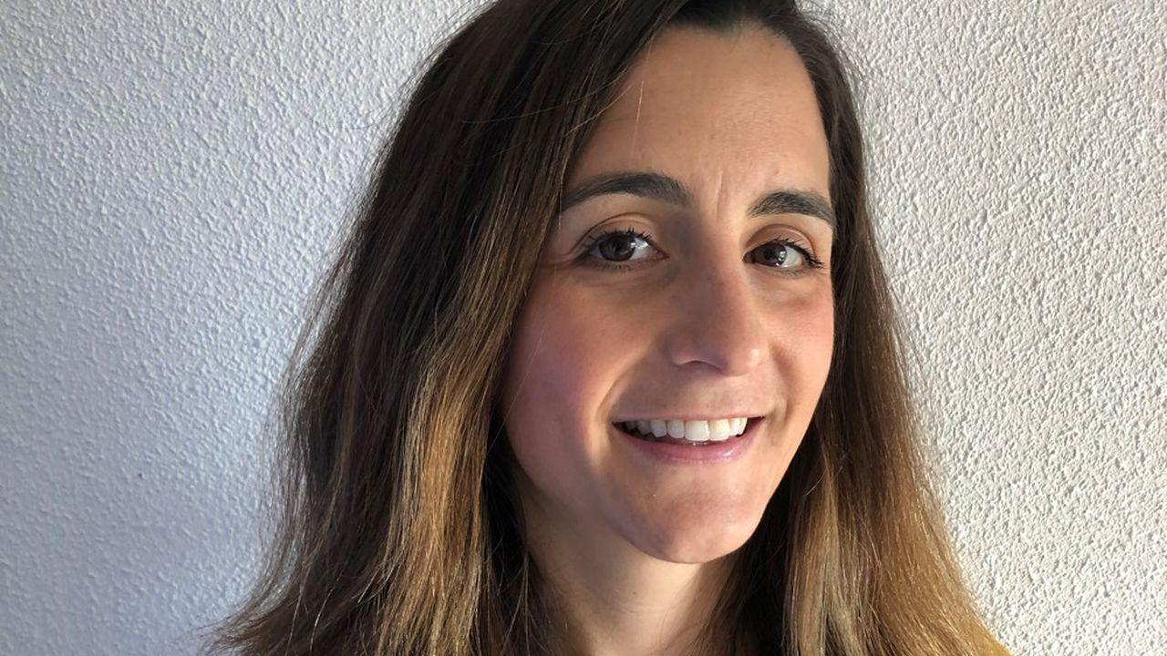 Mathilde Bussière, DRH de Cisco France.