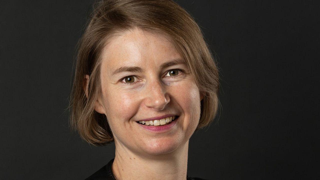 Lise Ferret, DRH de Cadremploi.