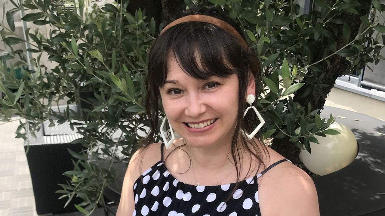 Alicia Bello, DRH de Roche Diagnostics France.