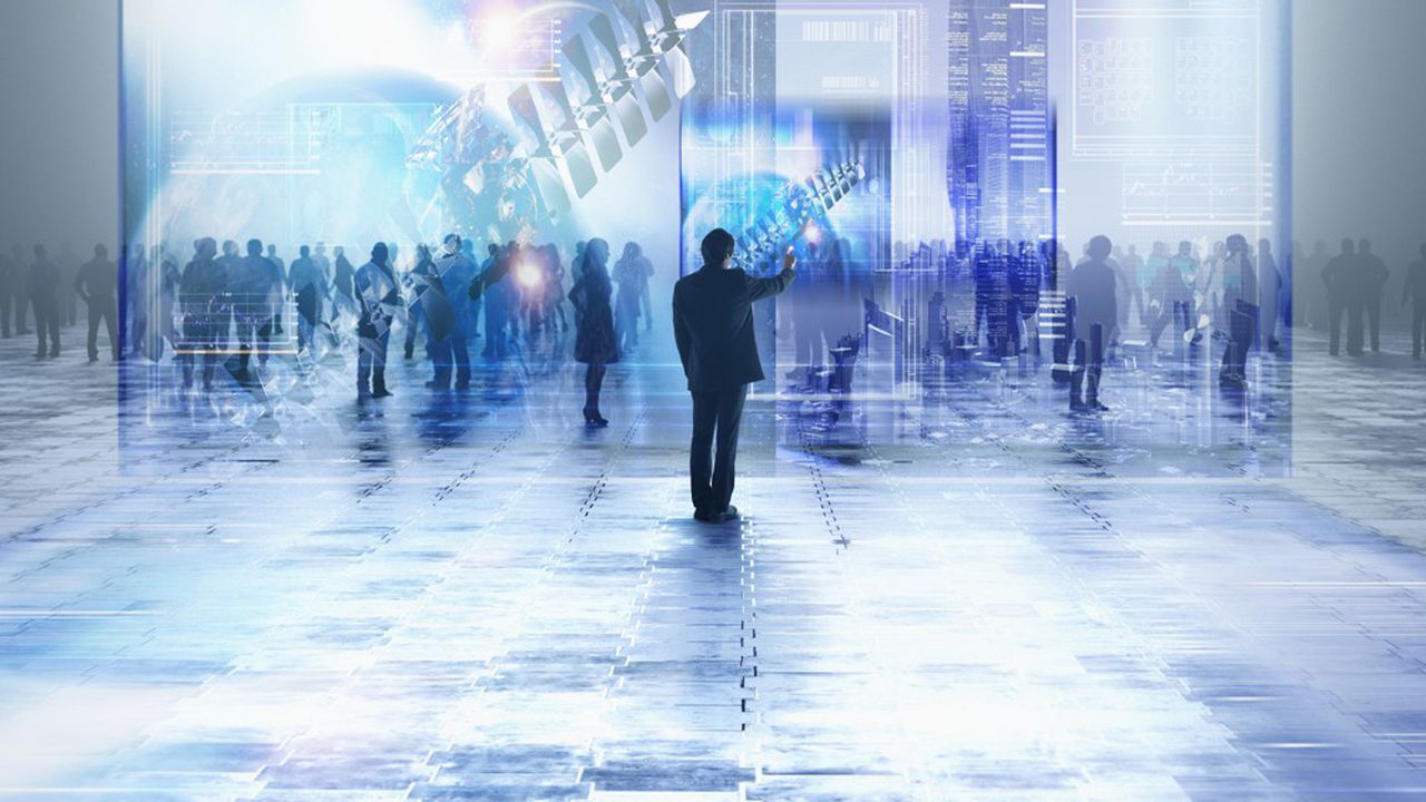 Le digital concentre encore aujourd'hui la majorité des interactions sociales professionnelles.