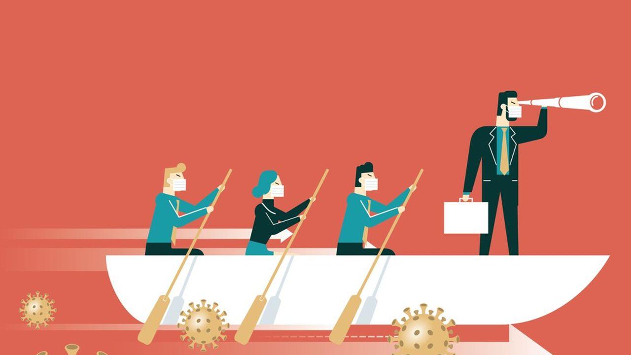 Dirigeants et managers se retrouvent confrontés à de nombreux défis à court et moyen termes