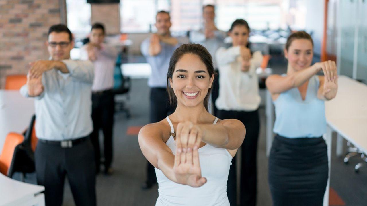 Si les bienfaits du sport-santé pour les collaborateurs sont largement démontrés, les avantages de l'activité physique sur le fonctionnement de l'entreprise sont également convaincants.