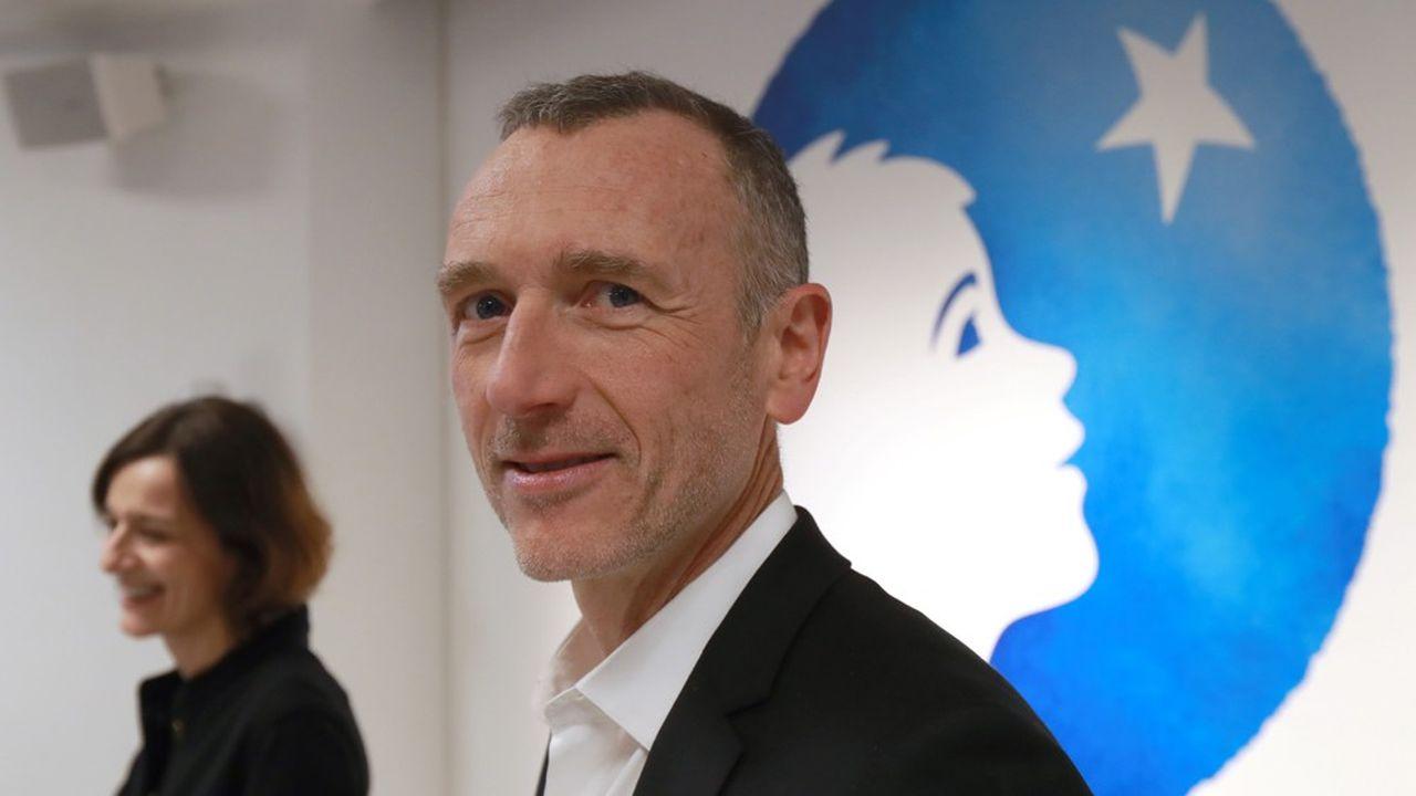« Devenir une entreprise à mission nous permettra de doter Danone d'un cadre cohérent et efficace pour rendre son modèle encore plus résilient », assure son PDG, Emmanuel Faber.