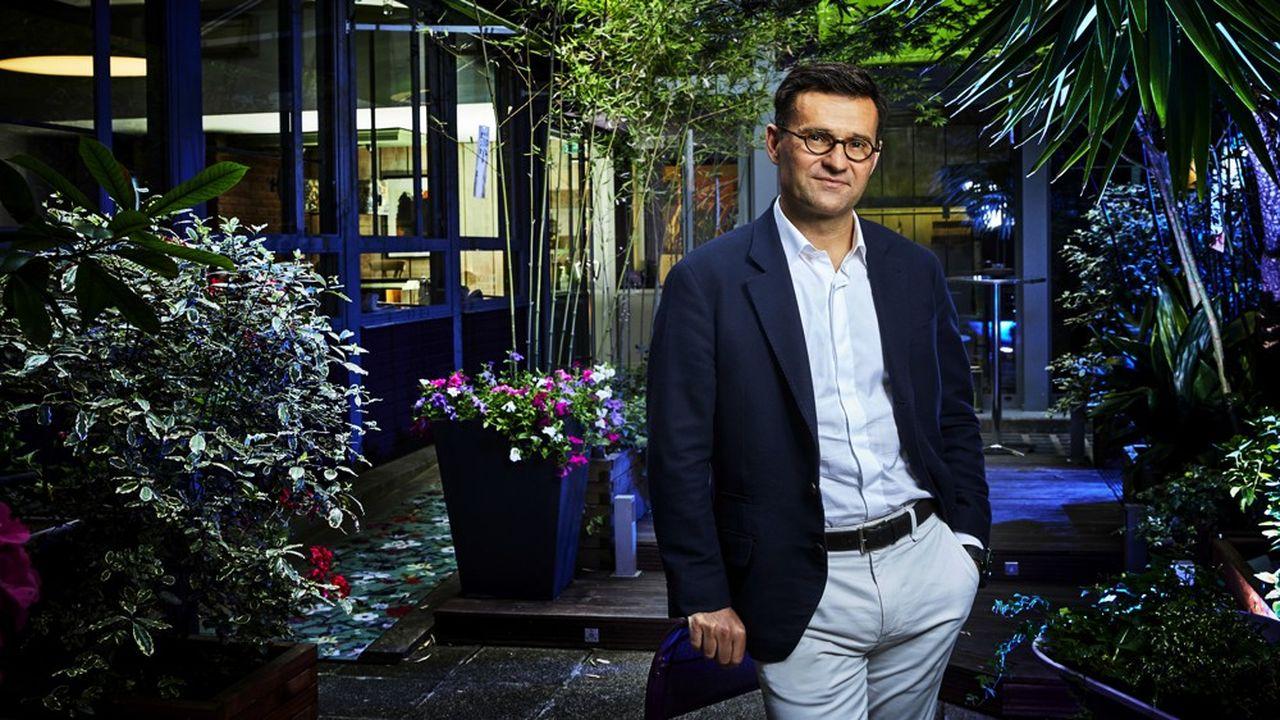 « La citoyenneté d'entreprise est un sujet de direction générale que je gère comme une des grandes priorités », assure Olivier Duha.