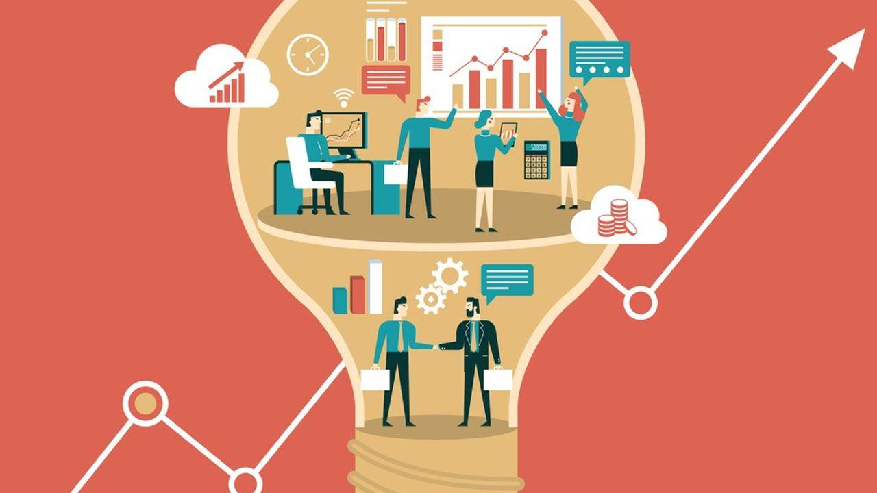 La mise en oeuvre concrète des valeurs mises en avant par l'entreprise est aussi un autre moyen de retenir les talents.