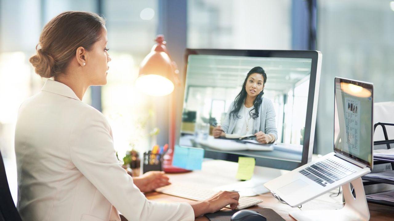 Si les e-réunions permettent de continuer à collaborer à distance, elles exacerbent les irritants traditionnels.