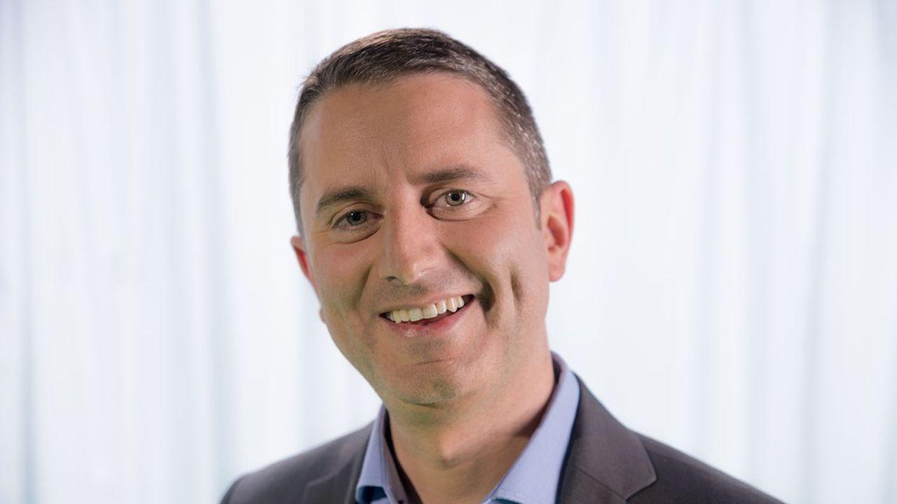 Luc Bretones, CEO de Purpose for Good, organisateur de The NextGen Enterprise Summit et président de l'Institut G9 +.