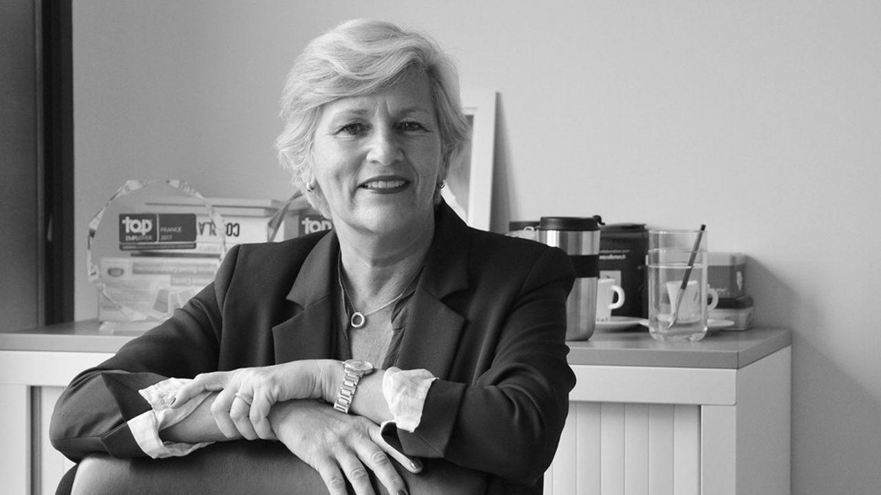 Hélène Gemähling, DRH de Nespresso France