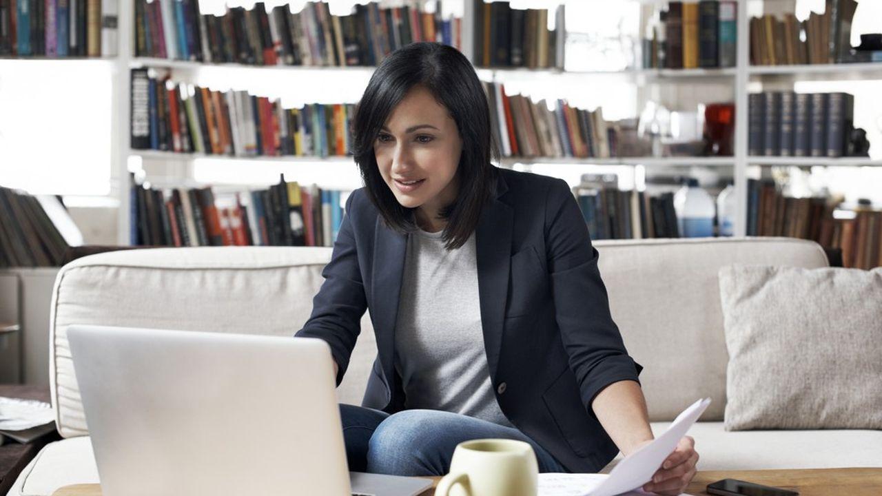 Lorsqu'il s'agit d'un télétravail ponctuel, le salarié peut faire sa demande par un simple mail auprès de son manager.
