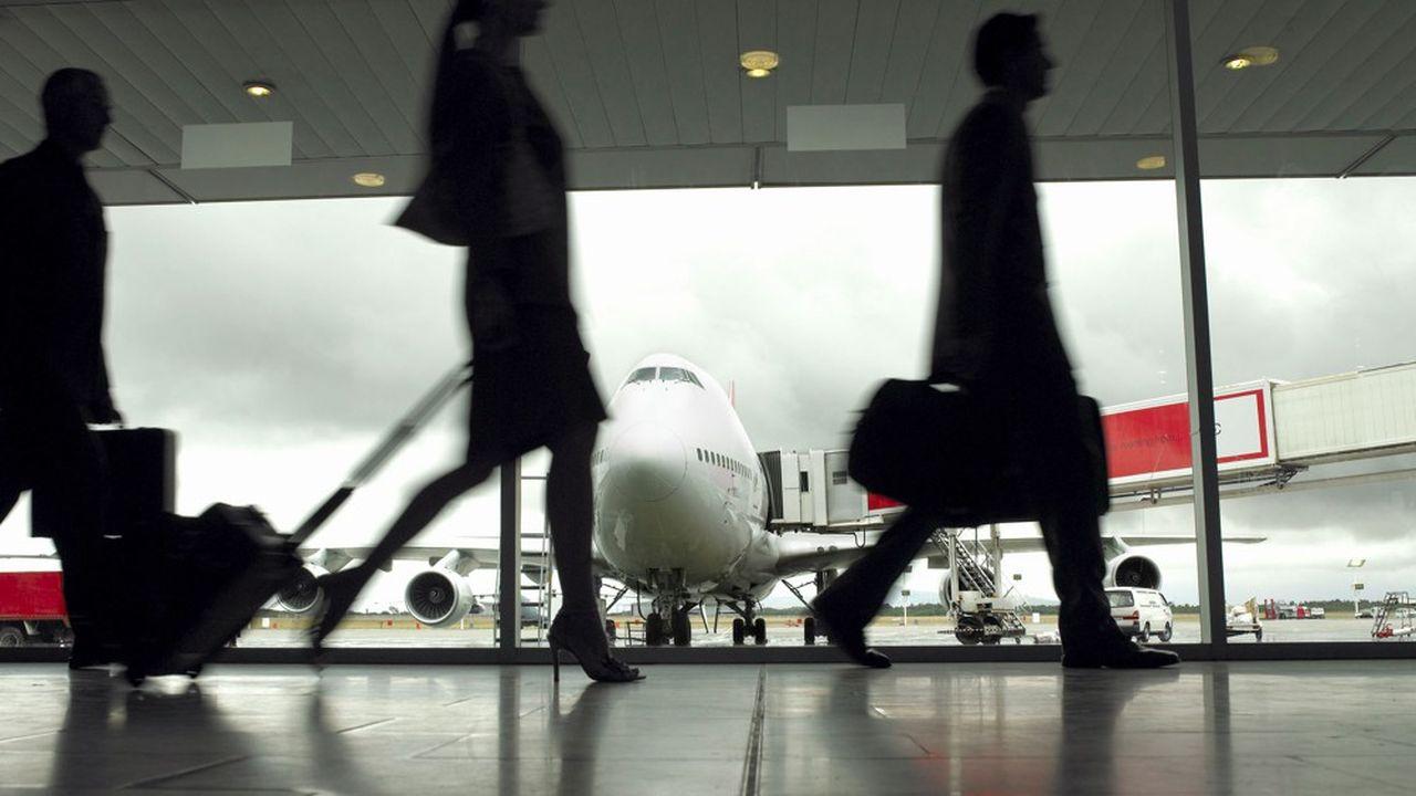 Comme lors de tout séjour, les voyageurs doivent prendre garde à l'atterrissage.