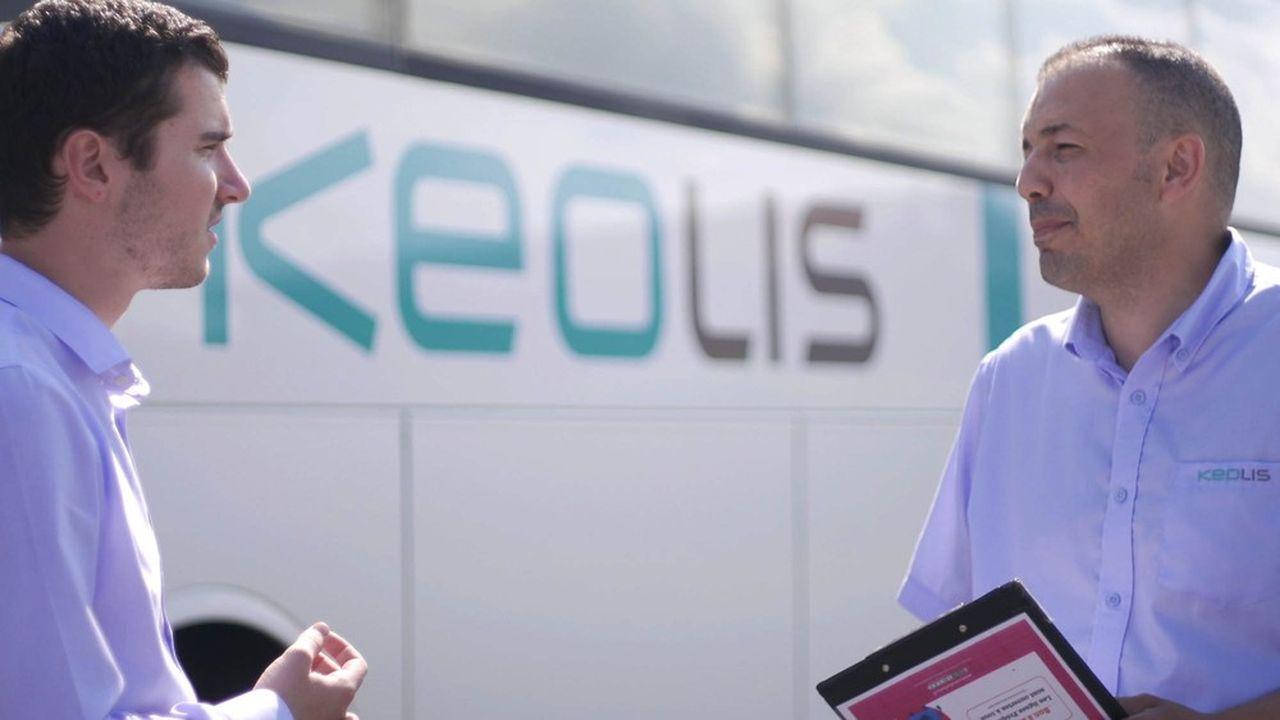 Le groupe a ainsi décidé de déployer un référentiel commun de management - KeoPeople - dans toutes ses filiales depuis le début du mois.