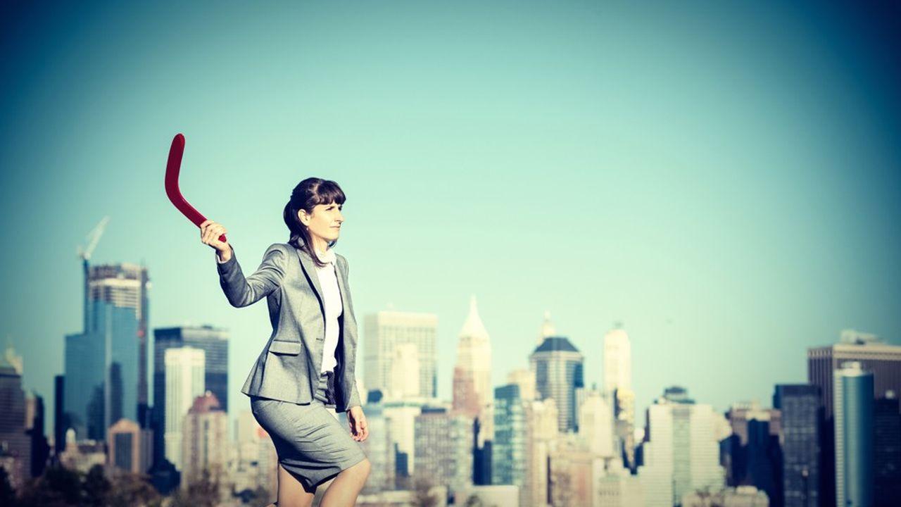 D'après une étude américaine menée par The Corporate Culture and Boomerang Employee Study, 15% des employés sont déjà revenus vers un ancien employeur, et 40% envisagent de le faire.