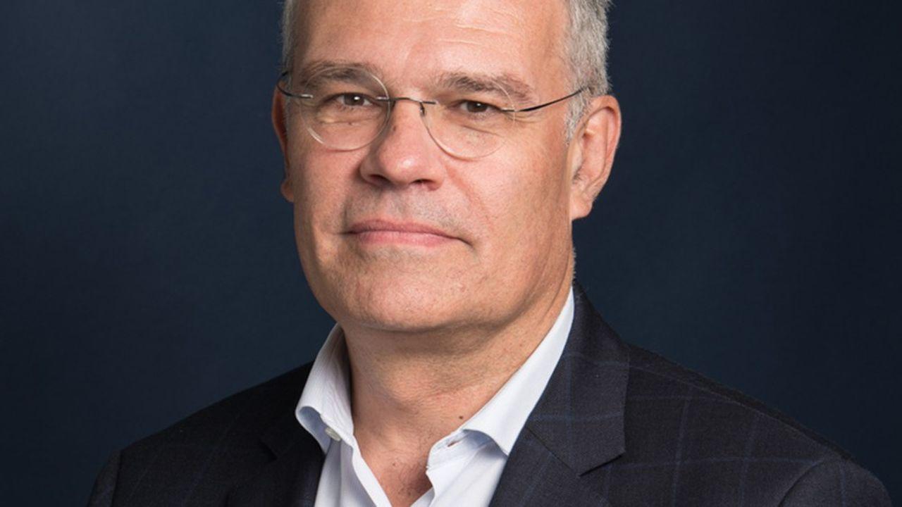 Bernard Duverneuil, président du Cigref
