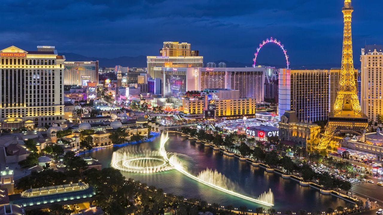 Le CES Las Vegas est la grand-messe annuelle de la 'tech'