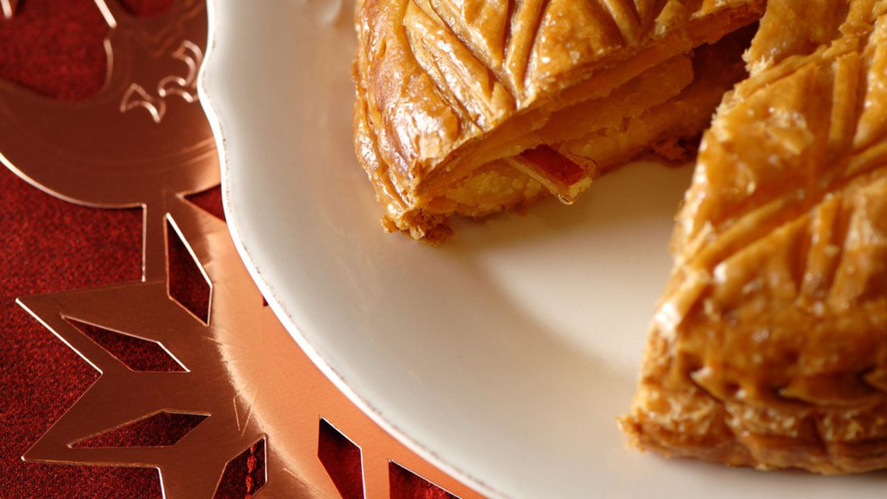 71% des entreprises organisent une dégustation de galettes des Rois