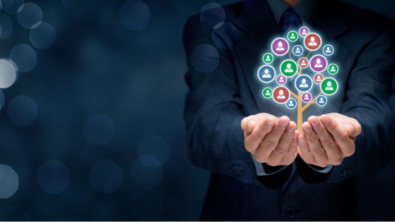 Il apparaît que de nombreux départements RH s'appuient sur l'outil numérique pour changer d'échelle, c'est-à-dire pour cibler d'importants volume d'employés, tout en individualisant au maximum l'accompagnement.