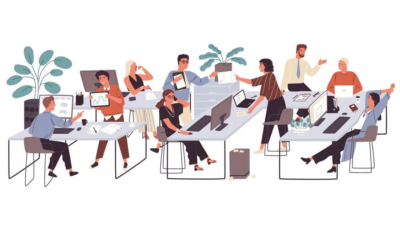Pour éviter la novlangue, l'Association française de la communication interne (Afci) recommande de créer un lieu réservé à la parole dans l'entreprise.