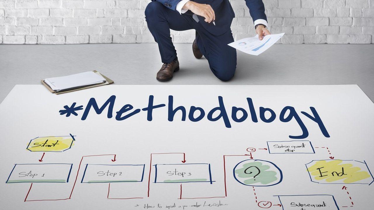 La méthodologie distingue 4 catégories différentes
