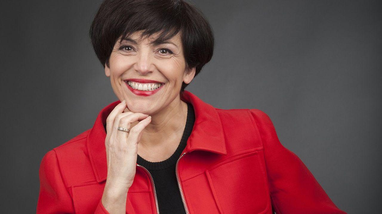 La voix permet d'exprimer tonicité et détermination, et de montrer que votre avis compte », indique Anna Notarianni, présidente de la région France de Sodexo.