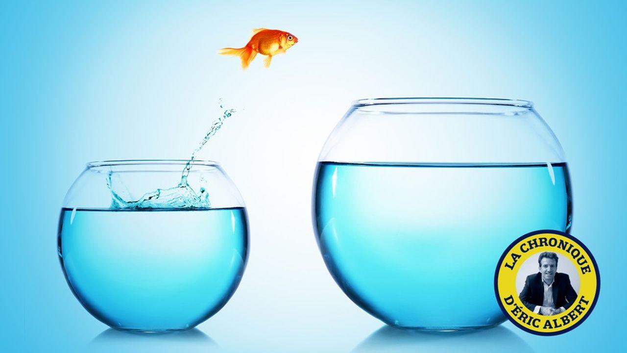 Ce qui est le plus facile à faire changer, c'est l'organisation.