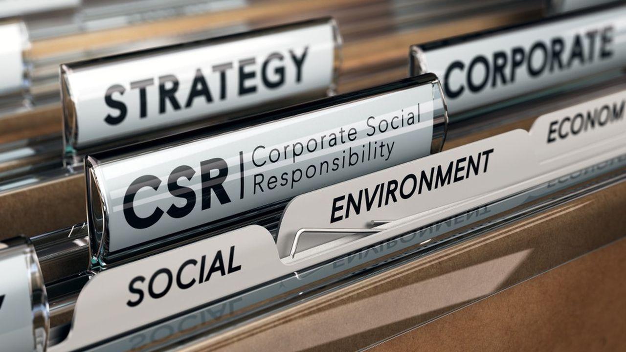 La RSE - ou CSR en anglais - est en passe de devenir un pôle majeur des directions générales, estime-t-on chez Jouve & Associés.
