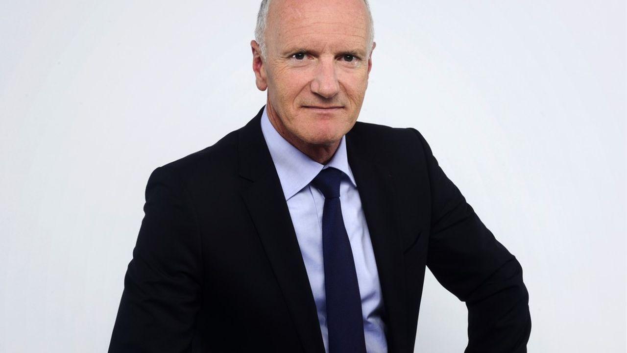 « Lorsque je suis arrivé chez Unibail, j'ai eu à coeur de digitaliser l'organisation et de développer le marketing digital », dit Christophe Cuvillier, président du directoire du groupe Unibail-Rodamco-Westfield.