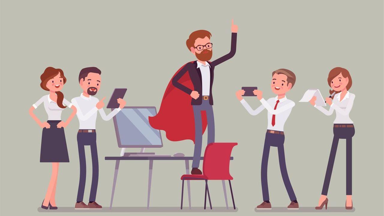 Préoccupations des dirigeants nouvellement nommés : établir leur leadership, donner un nouvel élan et mettre l'entreprise en ordre de marche