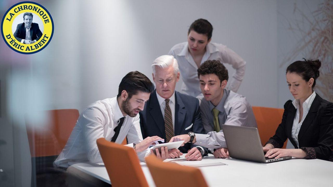Créer les conditions de l'intelligence collective avec des équipes multigénérationnelles ne va pas de soi.