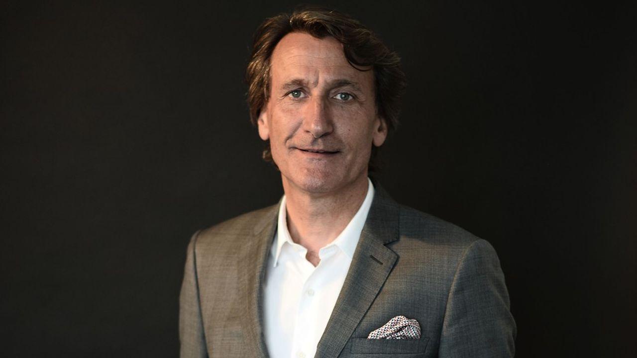 Christophe Tellier est cofondateur de Beyond Associés.