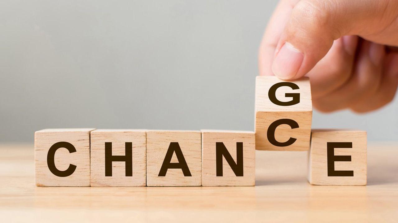 70% des transformations engagées ne donnent pas les résultats attendus