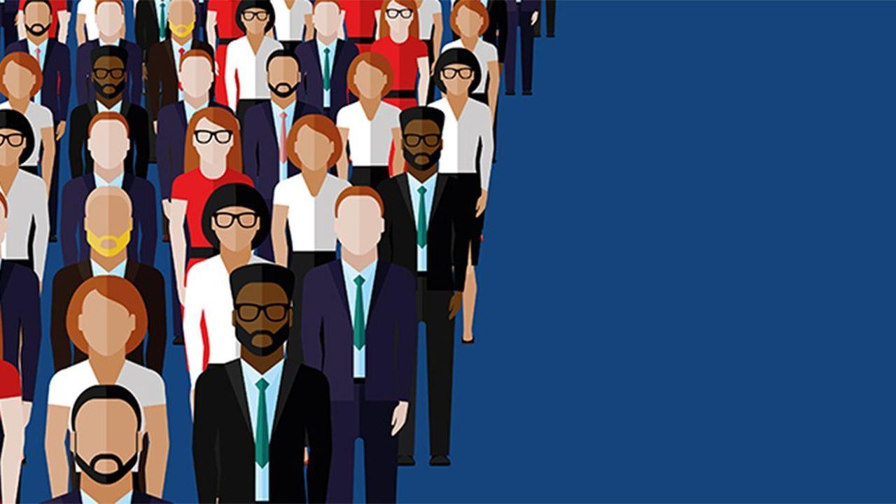 Les entreprises commencent à oeuvrer en faveur de la parité ou de l'emploi des personnes en situation de handicap et doivent faire face à d'autres enjeux : « l'illectronisme », l'emploi des chômeurs de longue durée ou des réfugiés et l'inclusion des personnes LGBT+.
