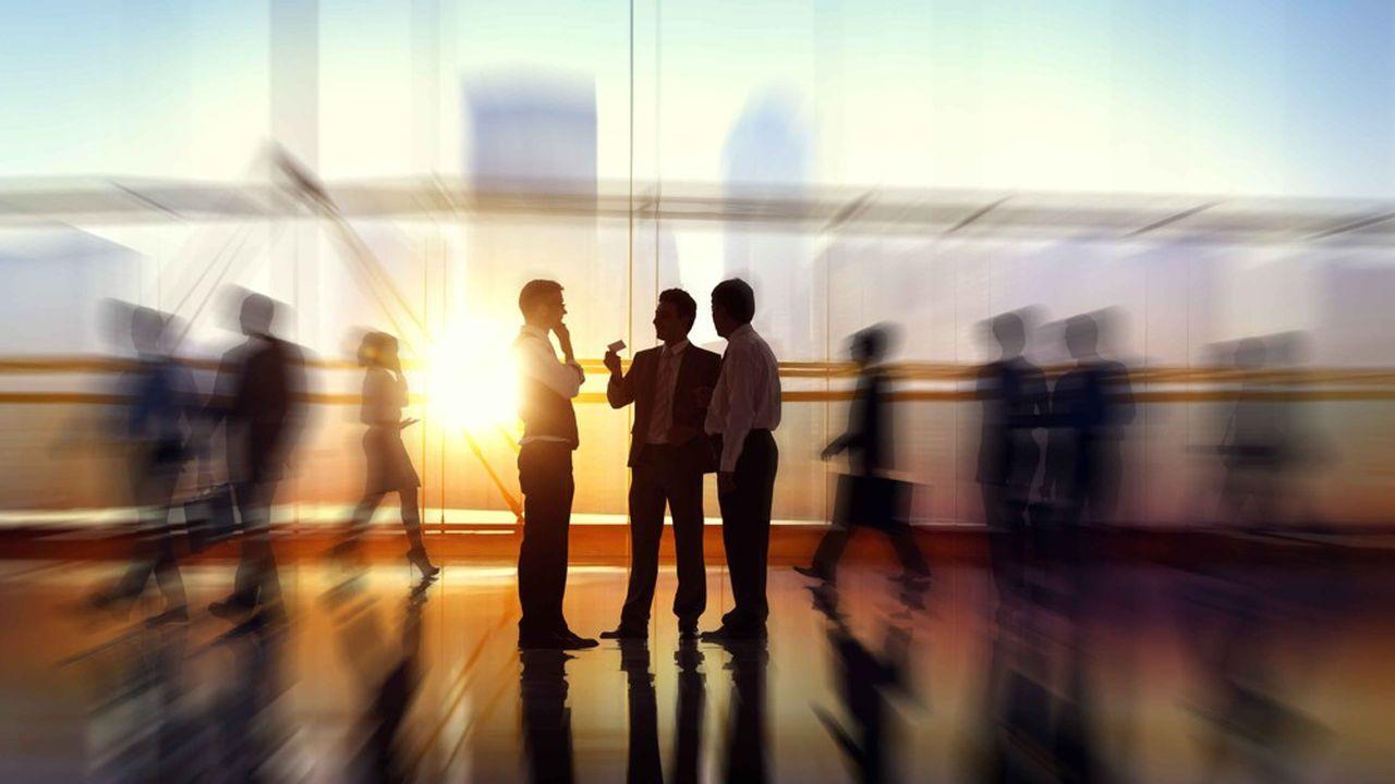 La clef consiste aussi à tirer parti de cette accélération du temps pour favoriser le développement des collaborateurs au travers d'un changement de rythme.