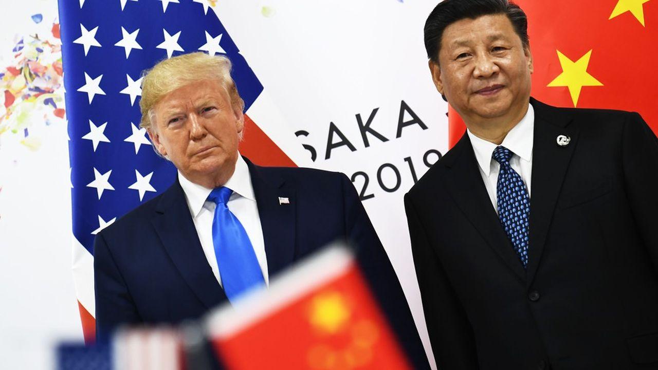 Dans le contexte de tension entre les Etats-Unis et la Chine, l'affaire Fedex/Huwai alimente les soupçons.
