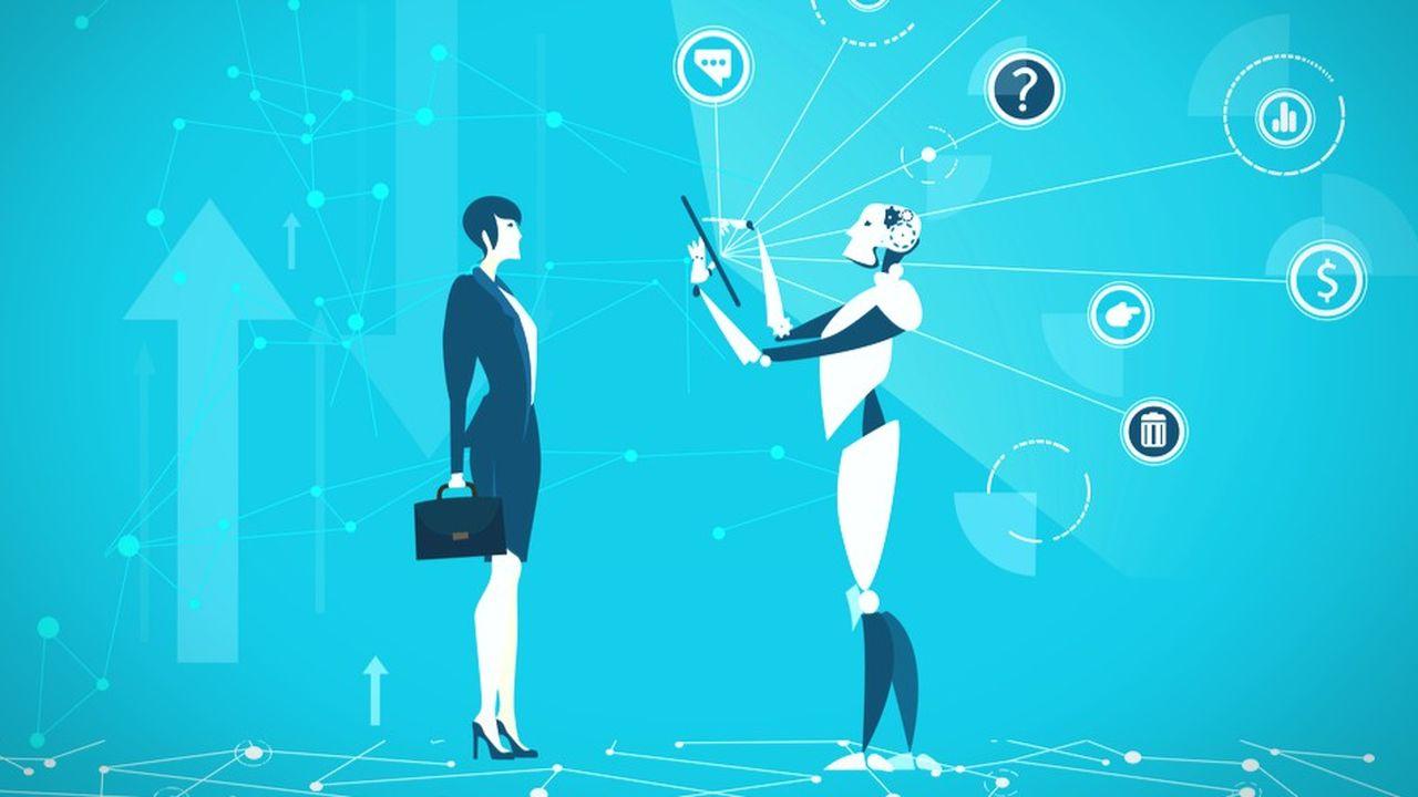 L'arrivée de l'IA est une formidable opportunité, pour les directions RH, d'améliorer les conditions de travail des collaborateurs.