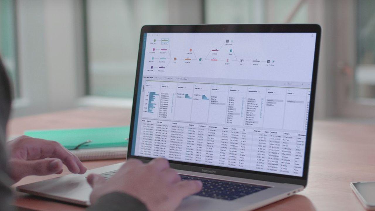 Tableau Software permet de décupler l'efficacité de certaines tâches à haute valeur ajoutée