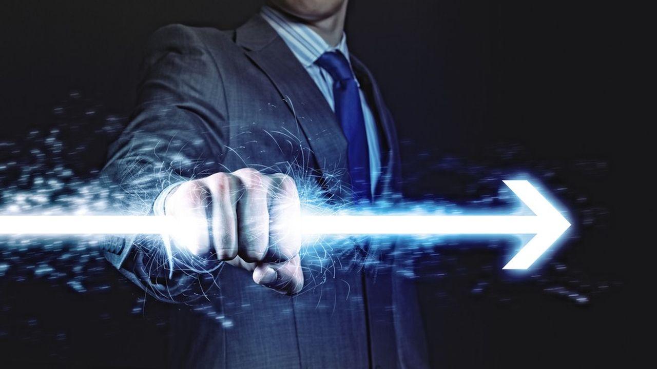 41 % des directions de la transformations sont rattachées à la direction générale de l'entreprise
