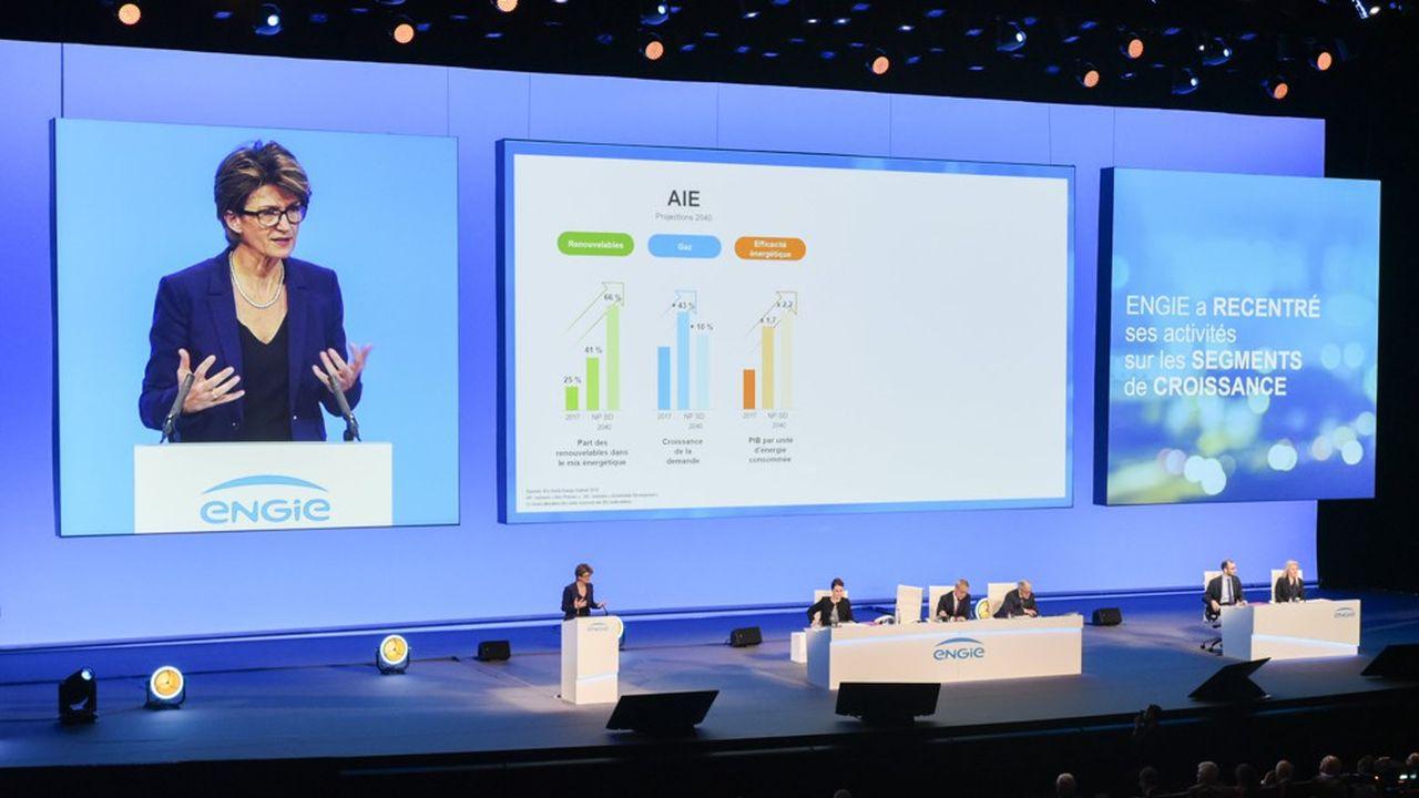 Le conseil d'administration d'Engie est passé de 19 à 14 membres, et la tendance est de descendre à 12 ou 13.