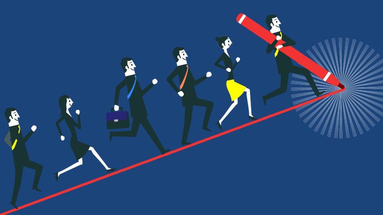 Le marché du coaching aiguise les appétits, d'autant que la profession n'est pas encore réglementée et dépourvue - en théorie du moins - de barrière.