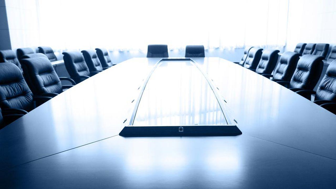 10% des boards européens sont actuellement dotés d un comité numérique, selon une étude EY/Brainloop.