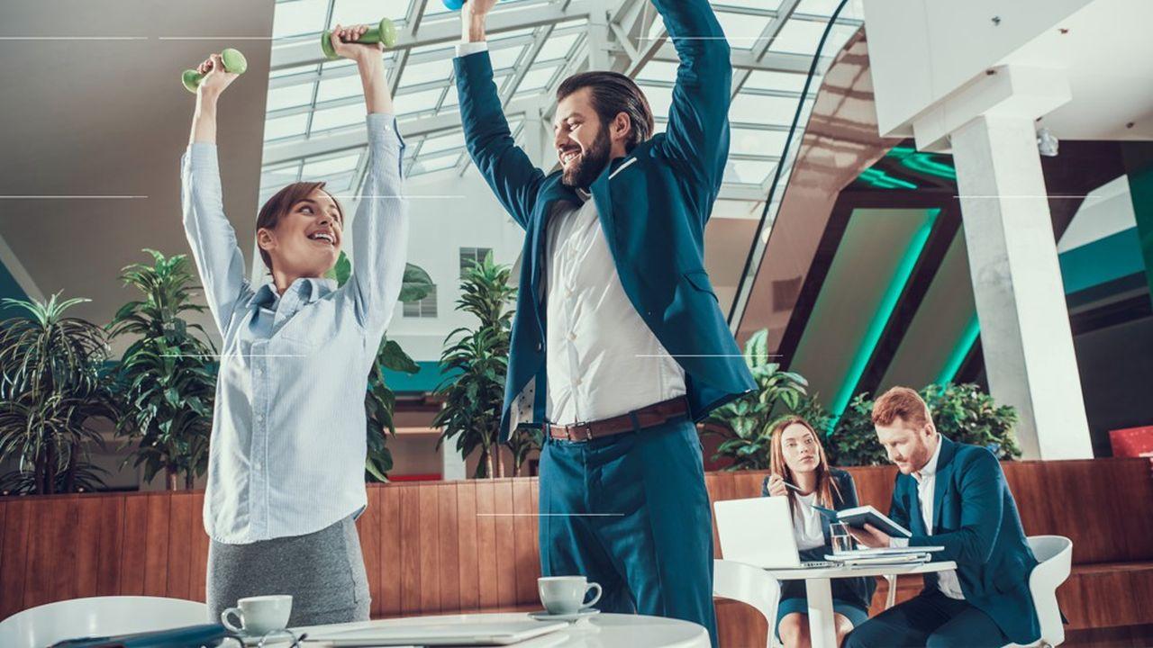 74% des salariés interrogés sont favorables à la transformation de leur espace de travail lorsque cela leur est proposé.
