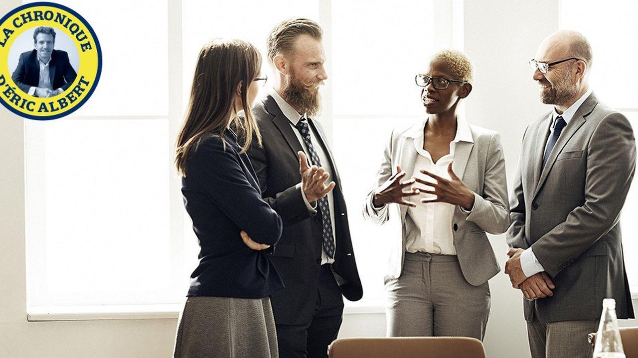 Vivre en société est un sujet de plus en plus présent au sein des entreprises.
