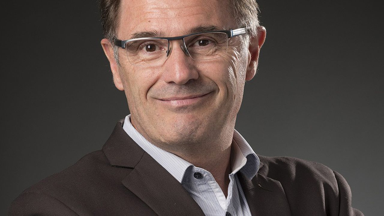 René Bergniard, vice-président France Benelux Emea de Qlik