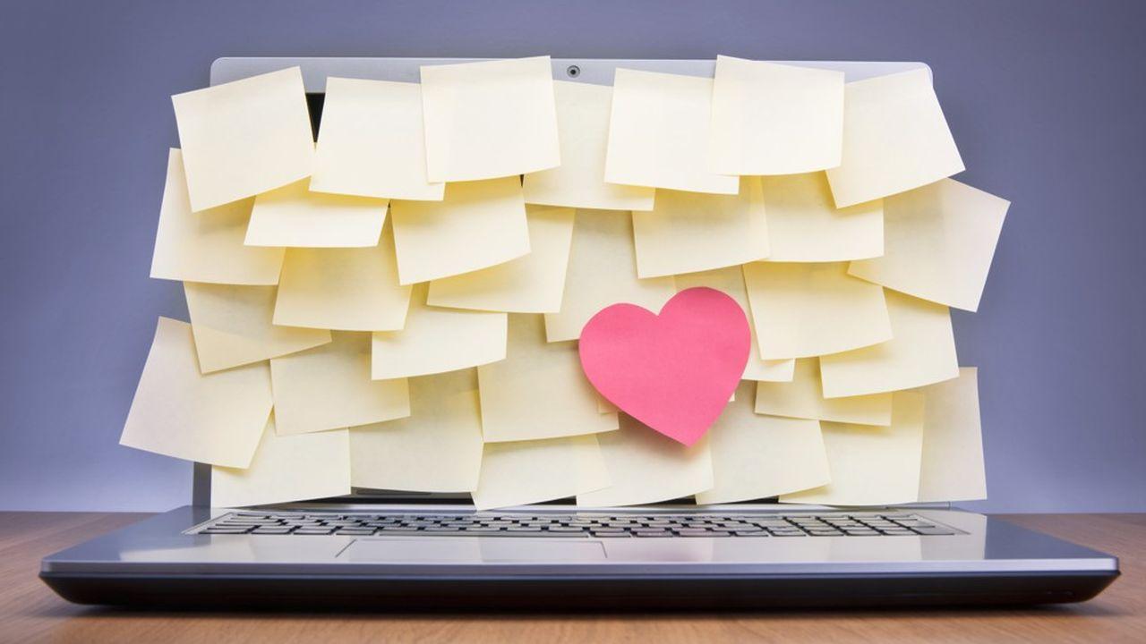 Saint-Valentin : quid de l'amour au bureau ?
