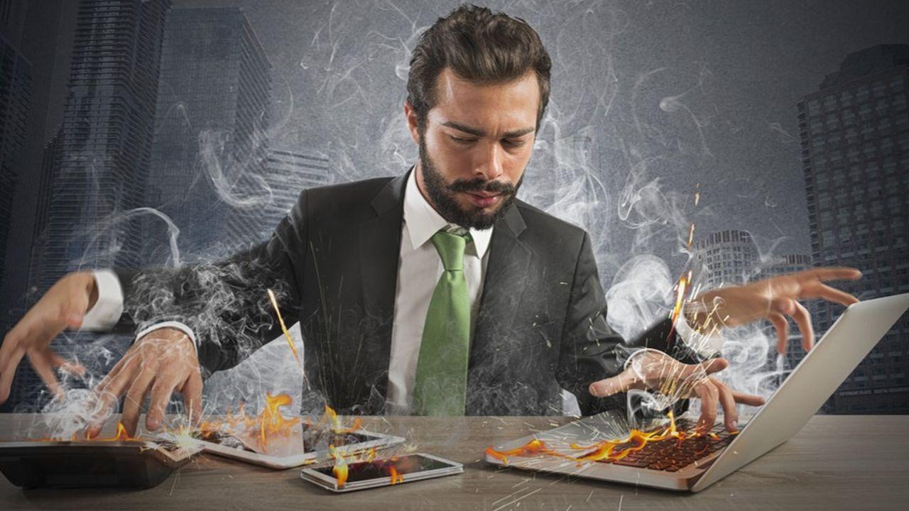 D'après une enquête d'Opinion Way, 4 salariés sur 10 estiment qu'ils reçoivent trop d'informations.